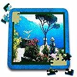 Susan Brown Designs Places Themes - Amalfi Coast - 10x10 Inch Puzzle (pzl_18296_2)