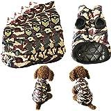 Alcoa Prime Factory Price!!! Pet Cat Dog Clothing Soft Warm Cotton Vest Pet Puppy Coat Clothes S M L XL Shipping
