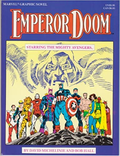Emperor Doom - The Purple Man