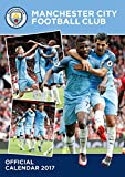 Manchester City Official 2017 Calendar (Calendar 2017)