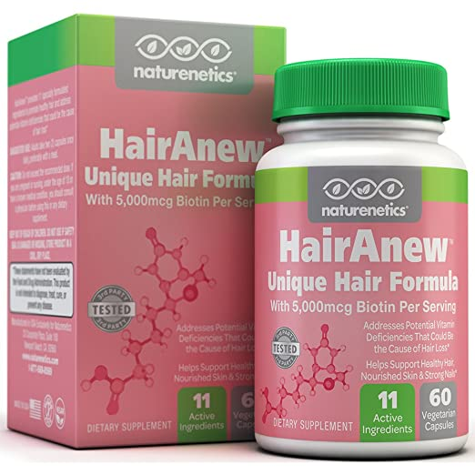 Best Hair Growth Vitamins