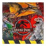 Jurassic Park III Small Party Napkins (48 Napkins Total)