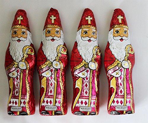 Chocolate St. Nicholas/Schokoladen Nikolaus (Pack of 28) - Made in Germany