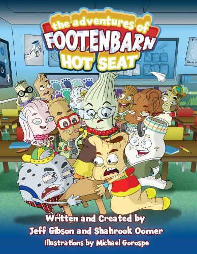 Hot Seat (The Adventures of Footenbarn, Book 1)