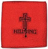 Hellsing: Sweatband Wristband - Ultimate Hellsing Logo