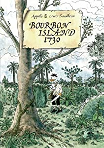 "Cover of ""Bourbon Island 1730"""