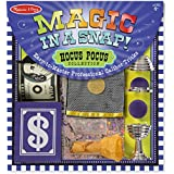 Melissa And Doug Magic In A Snap Hocus Pocus Collection Toy, Multi Color