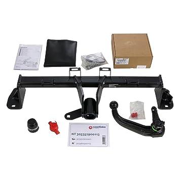 Westfalia 303352900113 Abnehmbare Anhängerkupplung und ...