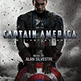 Captain America: The First Avenger [Soundtrack, Import, From US] / Alan Silvestri (CD - 2011)