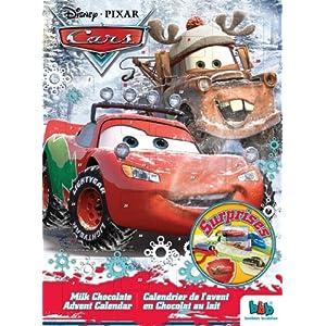 Adventskalendertipp: Disney Pixar Cars Adventskalender zum Schnappilettenpreis!
