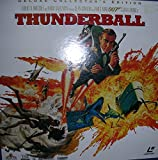 THUNDERBALL Laser Disc - Deluxe Collector's Edition (007)