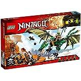 Lego The Green NRG Dragon, Multi Color