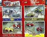 Disney CARS Mini Adventures 8-Piece Gift Pack (Ramone, Flo, Doc Hudson, Sheriff, Lightning...