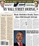 My Wall Street Journal