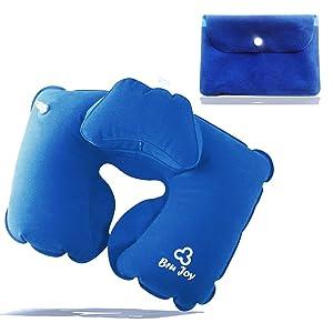 Bru Joy Travel Pillow Neck Inflatable