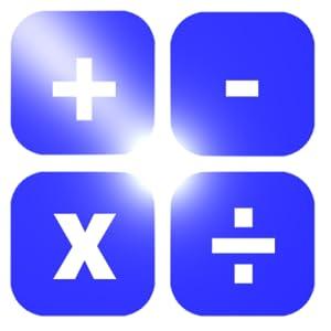 Simple Math Flash Cards