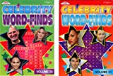 KAPPA Celebrity WORD-FIND Puzzles Book (2 Volumes/Books)