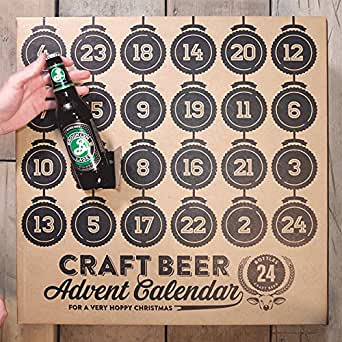 craft beer advent calendar craft advent calendar co uk wine amp spirits 3724