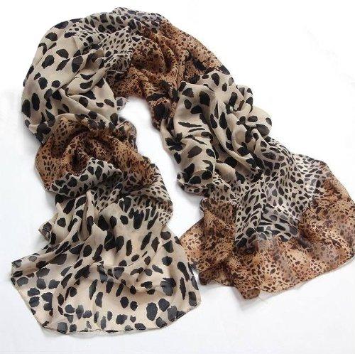 Amazon:  5` Leopard Scarf $2.0...