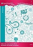 American Girl Crafts Doodle Design Sketchbook, Art