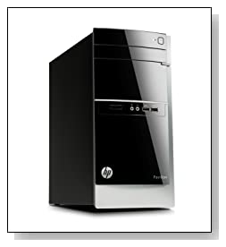 HP Pavilion 500-281 Desktop Review
