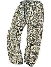 Women Casual Wide Leg Long Pants Bohemian Yoga Dance Palazzo Trousers