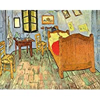 The Museum Outlet - Van Gogh's Bedroom By Van Gogh - A3 Poster
