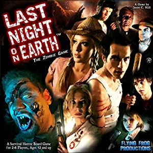 Click to buy Last Night On Earth The Zombie Game from Amazon!