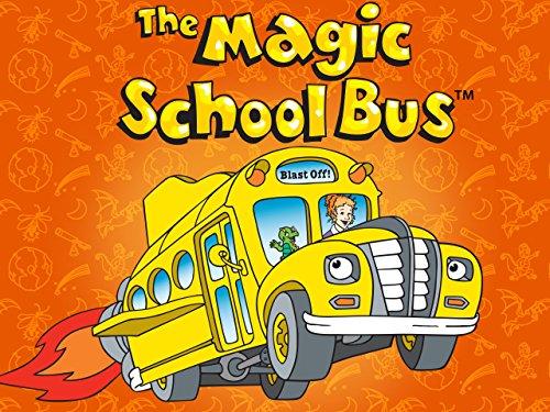 Amazon.com: The Magic School Bus Volume 1: Malcolm-Jamal