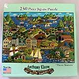 Anthony Kleem 250 Piece Jigsaw Puzzle -