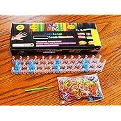 Kool Bands: Band Bracelet Kit; Kit, Bracelet Kit, Rubber Bands, Bands, Bracelet Making Kit, Twistz Bandz, Hook...
