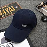 Generic Red : New Arrival Baseball Caps Fashion Leisure Hip Hop Hats Adjustable Snapback Baseball Hat Cap For Women And Men Outdoor Hats