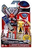Power Rangers Super Megaforce - Space Legendary Ranger Key Pack, Blue/Yellow/Red