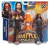 WWE Battle Pack Series #35: Roman Reigns vs. Kane Action Figure (2-Pack)