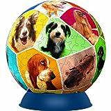 Unicorn: Dog World Puzzle 240 piece Sphere