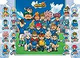 Inazuma Eleven - Buildup! Japanese National Team!! [Jigsaw Puzzle] (300pcs)