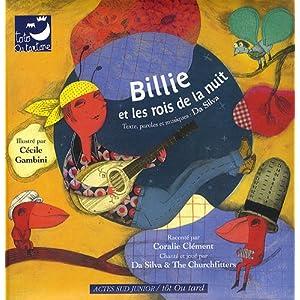 Billie et les rois de la nuit (1CD audio)