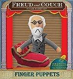 Freud & Couch Finger Puppet Set