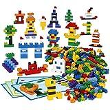 Lego Education 45020 Creative Lego Brick Set (Pack Of 1000)