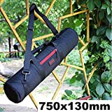 29 X 5 Inch Nylon Padded Camera Tripod Bag Light Stand Case Carry Travel Protect 750mm For Manfrotto Velbon Gitzo...