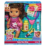 Baby Alive Make Me Better Baby Doll