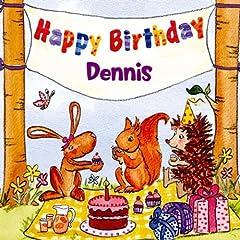 Happy Birthday Dennis: The Birthday Bunch: Amazon.de: MP3