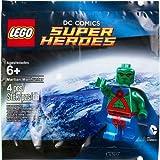 2014 LEGO Exclusive Set #5002126 MARTIAN MANHUNTER Minifigure Polybag