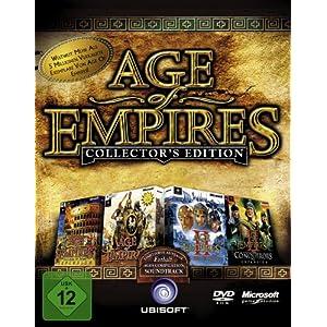 Age of Empires - Collectors Edition [PC]