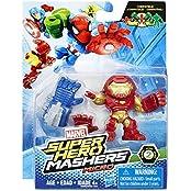 "Marvel Super Hero Mashers Micro Series 2 Hulk Buster 2"" Action Figure"