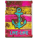 DailyObjects Anchor Marine In Pink Case For IPad Mini/Retina Display