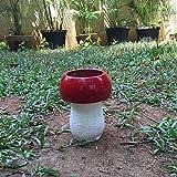 The Garden Store Mushroom Planter Painted