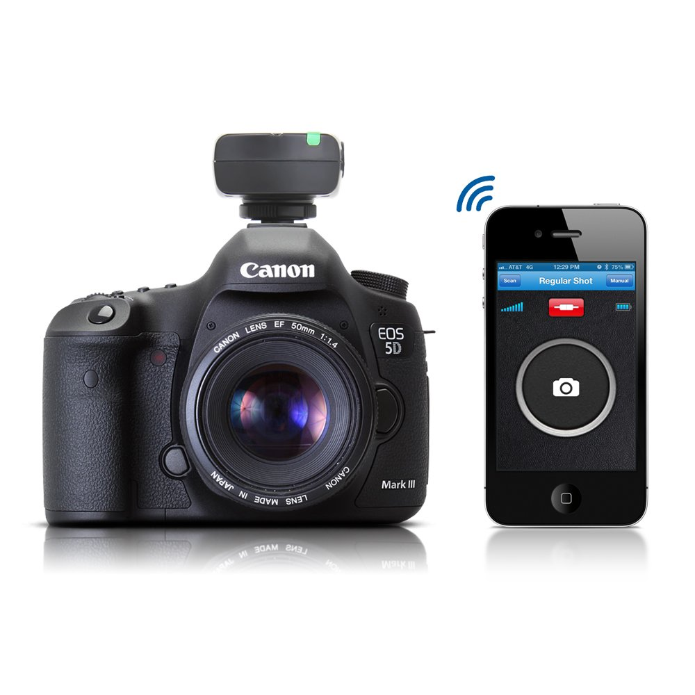 Satechi Smart Trigger Ios Wireless Timer Remote For Dslr 1kind