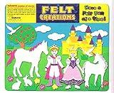 Princess Castle By Felt Creations