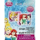 Disney Princess Ariel Belle Rapunzel Snow White Swimming Pool Arm Floats Kids
